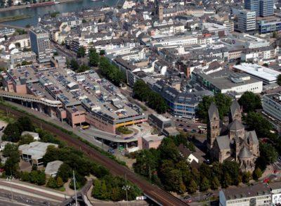 G&S Brandschutz betreut die Sprinkleranlagen im Löhrcenter Koblenz