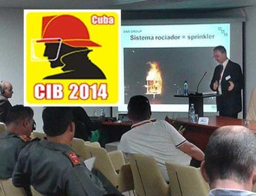 G&S Brandschutz auf der 5. Internationalen Feuerwehrwehrkonferenz in Havanna