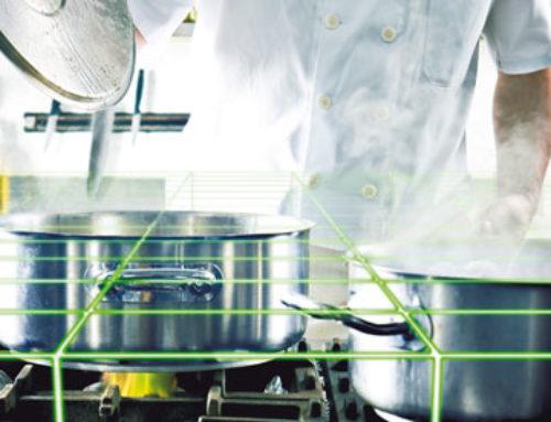 VdS-Zertifikat als Errichter für Küchenlöschanlagen