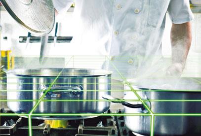 G&S Küchenlöschanlagen: Zuverlässiger Brandschutz vom Imbiss bis zur Großküche