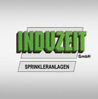 Altes Logo der Induzeit Sprinkleranlagen/Köln