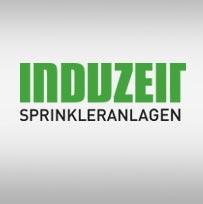 Neues Logo der Induzeit Sprinkleranlagen/Köln
