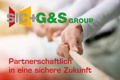 SIC Sprinkleranlagen kommt zu G&S Brandschutz