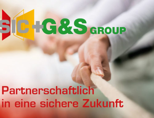SIC Brandschutz in Gladbeck wird  in die G&S Group eingegliedert